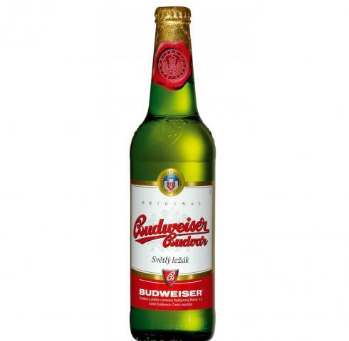 бира Будвайзер 330мл