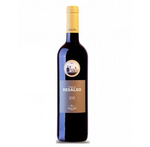 вино Емилио Моро Финка Ресалсо 750мл Темпранийо 2015г
