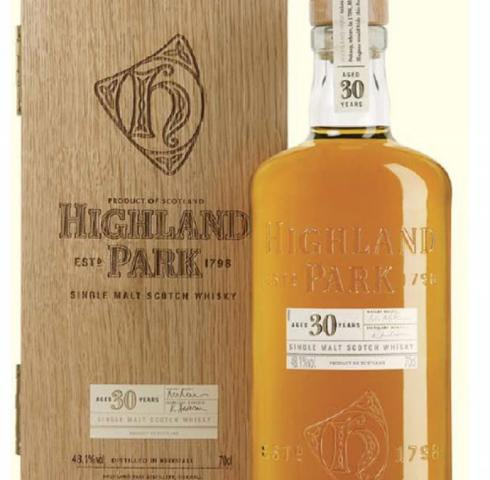 Highland Park 700ml 30 YO          m1