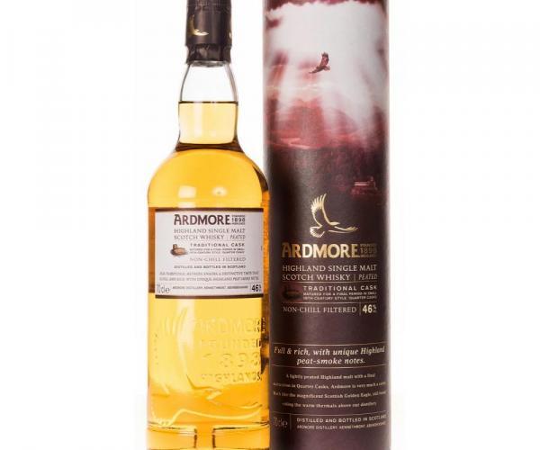 уиски Ардмор 700мл малц p1
