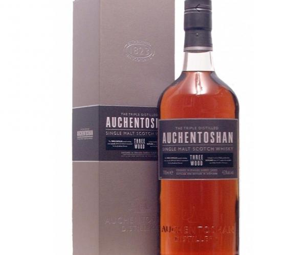 уиски Охинтошън 700мл Тройно Дестилирано p1