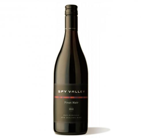 вино Спай Вали Марлборо 750мл Пино Ноар 2015