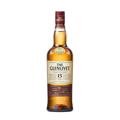 уиски Гленливет 700мл 15г m2