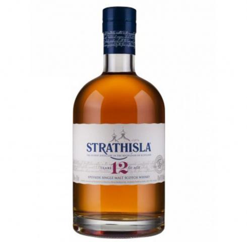 уиски Стратайла 700мл малц 12г