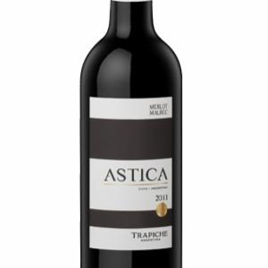 вино Трапиче Астика 750мл Мерло и Малбек 2017 m2