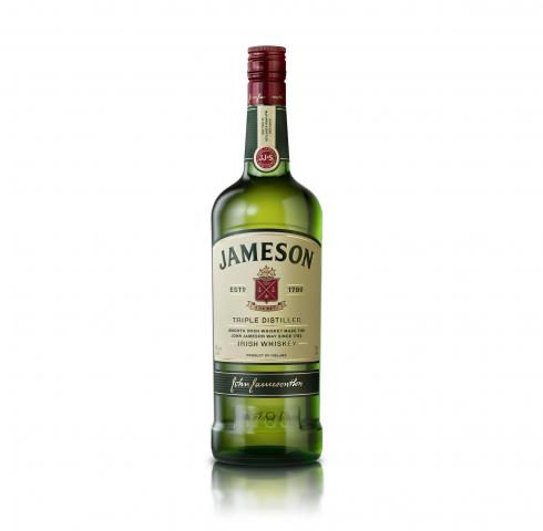 Jameson уиски 1л  Джеймисън Whiskey