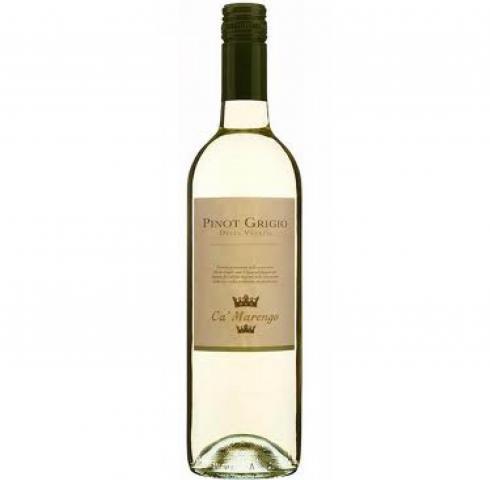 Tenimenti Ca Marengo Pinot Grigio IGT 0.75 2011