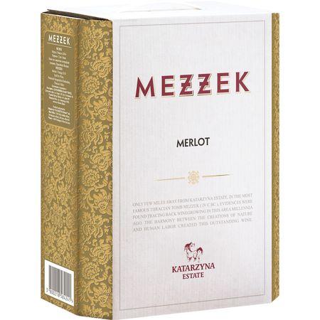 вино Мезек 3л Мерло