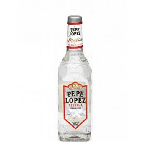 TEQUILA PEPE LOPEZ 700ml SILVER