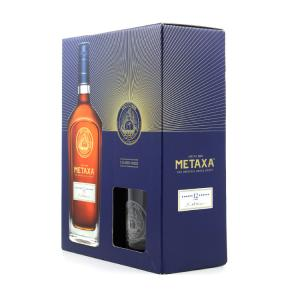Метакса 700мл 12 * с две чаши m1