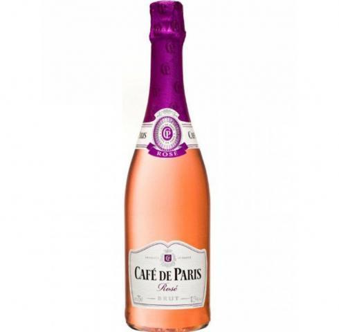 CAFE DE PARIS ROSE