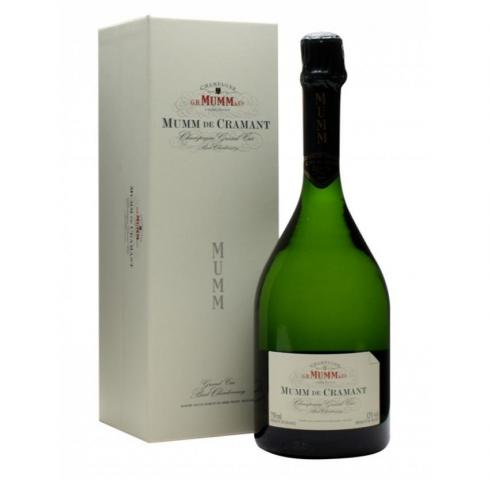 шампанско Мум де КРЕМАНТ 750мл с кутия