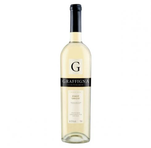 вино Графиня Сентенарио 750мл Пино гриджо