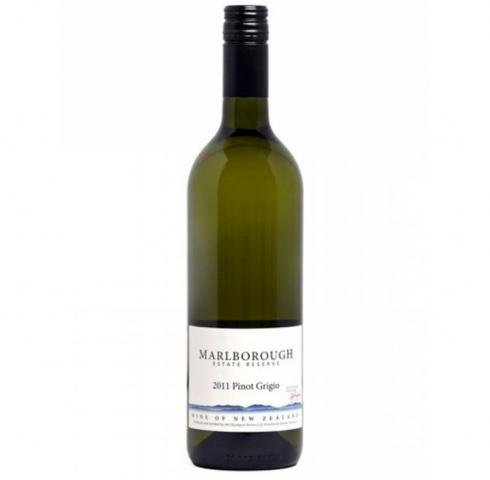Saint Clair Malborough Estate Reserve 750ml Pino grigio 2011