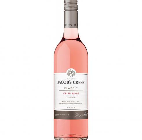 вино Джейкъбс Крийк 750мл Розе от Шираз