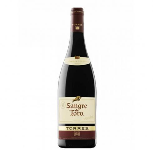 вино Сангре де Торо 750мл червено 2010г