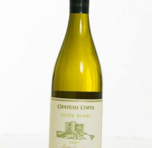 Chateau Copsa Cuvee 0,750 Blanc