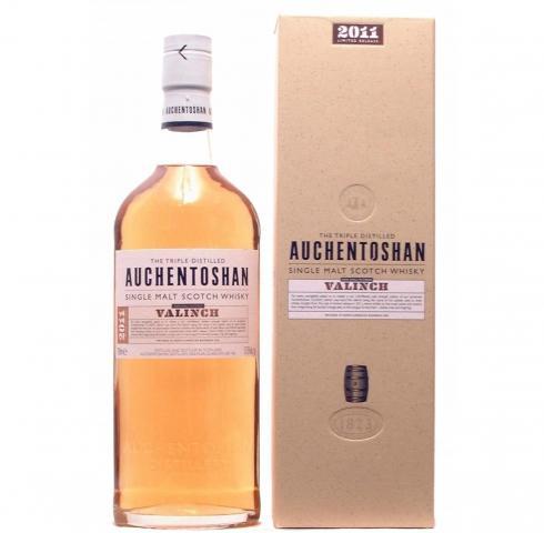 уиски Охинтошън Валинч Auchentoshan 700мл  мауц  лимитирано издание