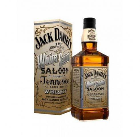 тенеси уиски Джак Даниелс 700мл Уайт Ребит/White Rabbit