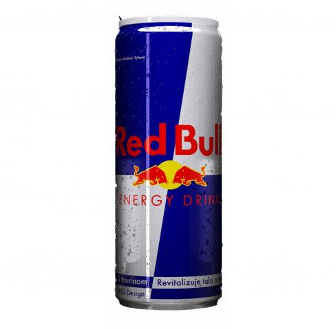 енергийна напитка Ред бул 250 мл.