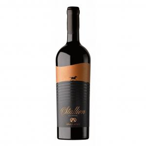 вино Стелиън Класик 750мл Каберне Совиньон, Каберне Фран, Сира и Мерло 2018 m1