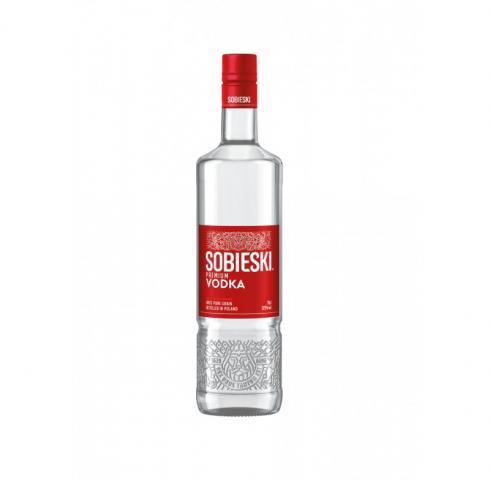 водка Собиески 200мл Премиум