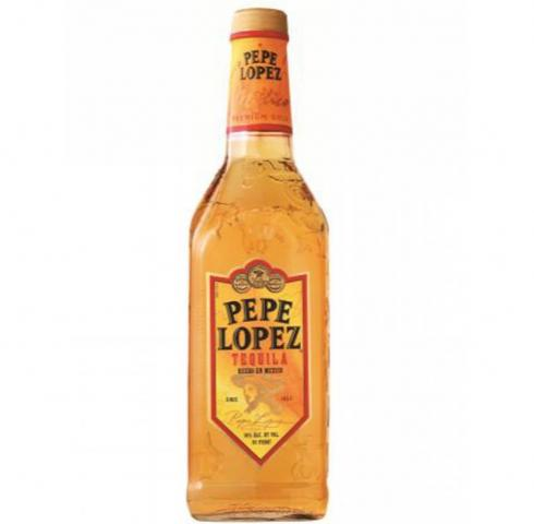 TEQUILA PEPE LOPEZ 700ml GOLD