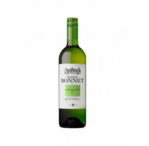 вино Андре 375мл Люртон Шато Боне Блан 2016/2017