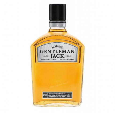 тенеси уиски Джак Даниелс 700мл Джентълмен
