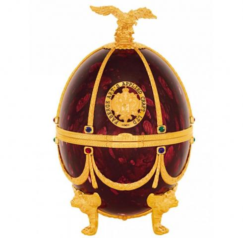 IMPERIAL COLLECTION FABERGE 700ml RUBY