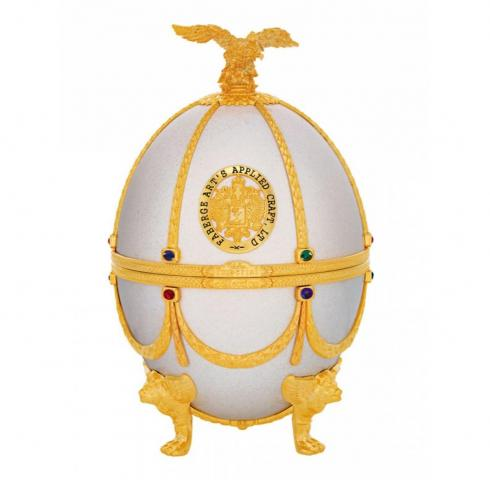 IMPERIAL COLLECTION FABERGE 700ml PEARL