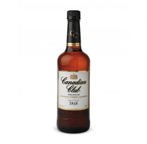 Whisky Canadian club 700ml