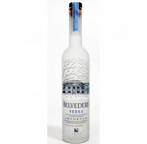 водка Белведере 1.75л пюар