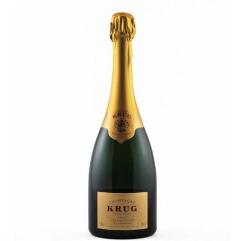 шампанско Крюг Гранд Кюве 750мл  без кутия