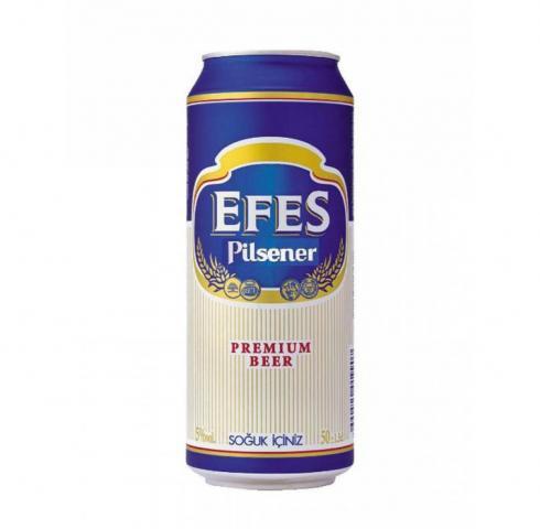 бира Ефес 330мл кутия