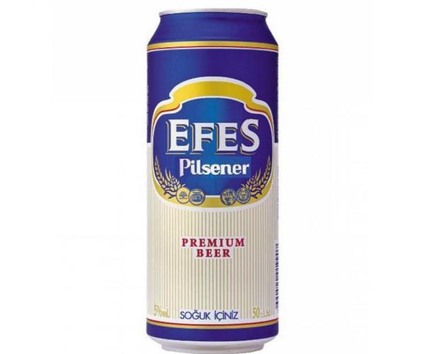 бира Ефес 330мл кутия p1