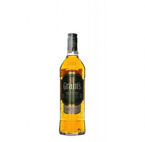 уиски Грантс 700мл Шери Каск