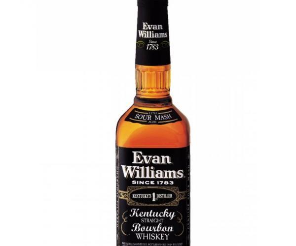 бърбън Еван Уилямс 700мл /Evan Williams/ p1