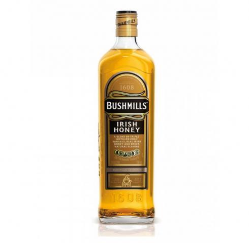 уиски Бушмилс 700мл. хъни /Bushmills Irish Honey/