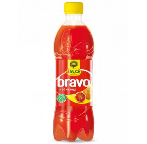 juice  Bravo 500ml Red Orange