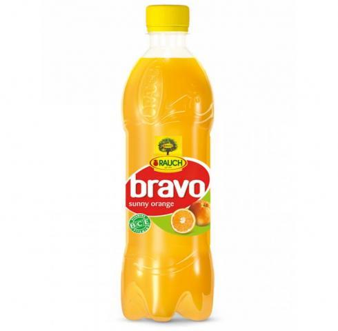 Bravo juice 500ml suny orange