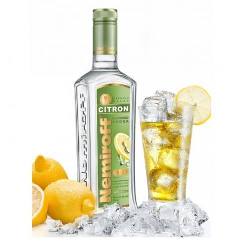 водка Немироф 1000мл Цитрон