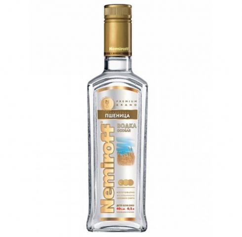 водка Немироф 700мл Пшенична