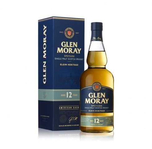 уиски Глен Морей 700мл 12г