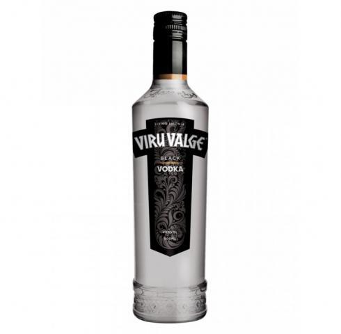 водка Виру Валдж 500мл Блек /VIiru Valge Black/