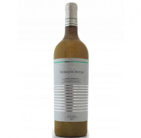 вино Домейн Бойар Платинум Барел Фермент 3л Шардоне