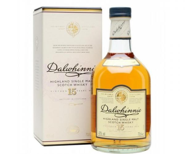 уиски Далуини 700мл 15 год p1