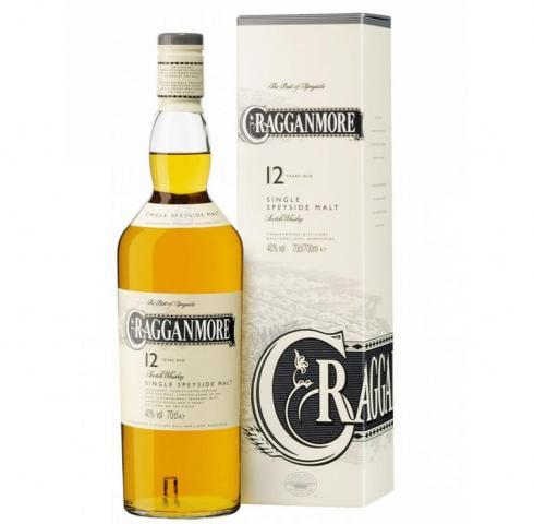 уиски Краганмор 700мл 12г