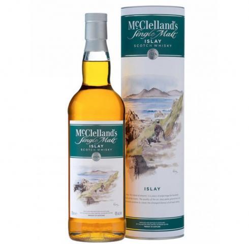 уиски Маклеландс Лоуленд 700мл  /McClelland's Lowlands