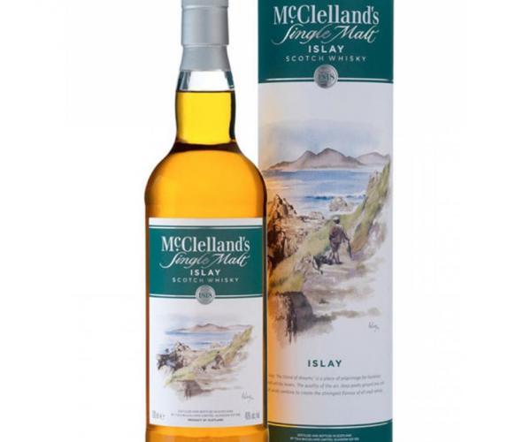 уиски Маклеландс Лоуленд 700мл  /McClelland's Lowlands p1